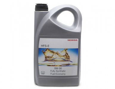 Масло моторное Honda HFS-E 5W-30 синт. API SN/GF-5 4л