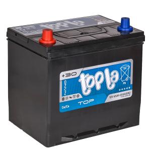 Аккумулятор Topla ASIA Top 65 нижнее крепление п/п
